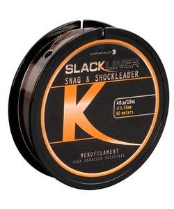 Slackliner Snag & Shock Leader Monofilament | Keuze uit 0.47mm & 0.55mm