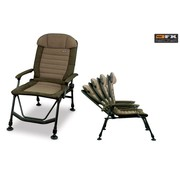 FOX FX Super Deluxe Recliner Chair | Karper stoel