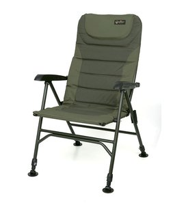 Warrior II XL arm chair | Karper stoel