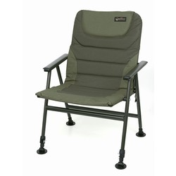 Warrior II compact arm chair