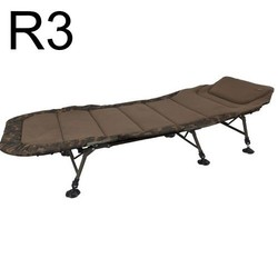 R3 Camo bedchair XL | Stretcher