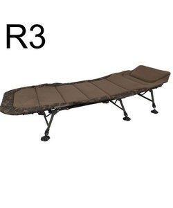 R3 Camo bedchair XL | Stretcher