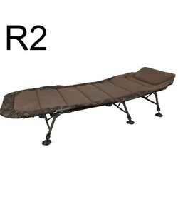 R2 Camo bedchair standaard | Stretcher