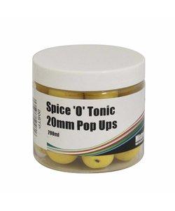 Spice o Tonic pop-ups