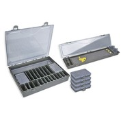 Strategy Tackle Box System Complete (5+1)