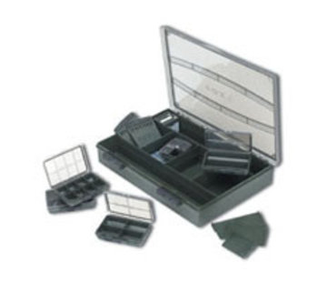 FOX Deluxe Large Single   Tacklebox