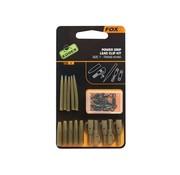FOX EDGES™ Power Grip Lead Clip Kit (Compleet)