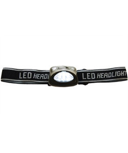 Rugby 3 LED Headlight