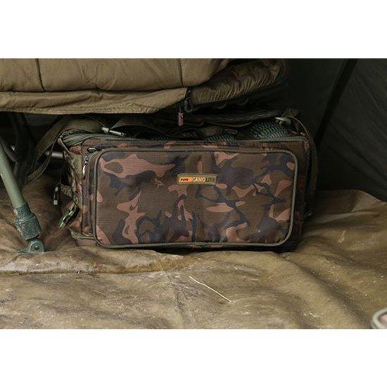 892106f5d78 De FOX Camolite ruckall | Een karper rugzak in camouflage kleuren ...