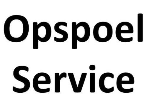 karpercentrale Gratis opspoel service
