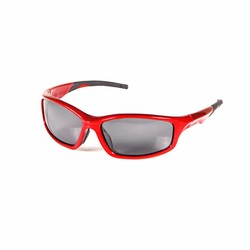 Polarized Sunglasses | Red and black | Polaroid zonnebril