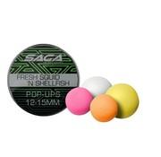 Saga Fluo Pop-Ups | multi-colour | 50 gram | (Keuze uit 12&15 en 18mm)