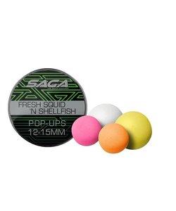 Fluo Pop-Ups   multi-colour   50 gram   (Keuze uit 12&15 en 18mm)