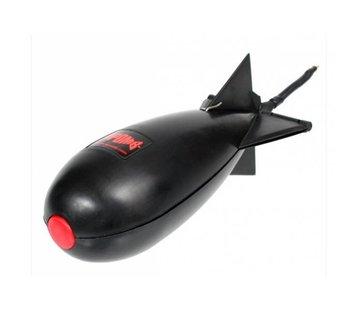SPOMB Medium Black | (Circa 140gr. voer)