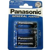 Panasonic AA 1,5V batterijen | Minigon (4 stuks)