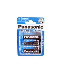 D 1,5V batterij | R20 batterij (2 stuks)