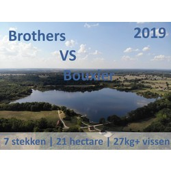 Brothers VS Bouxier (21-09-2019 tot 28-09-2019)