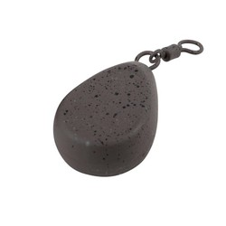 Flat Pear Swivel | Karper lood | 43 t/m 142 gram