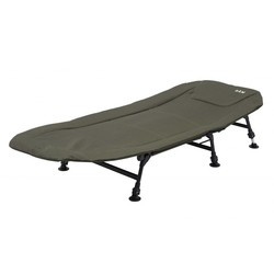 Eco flatbed bedchair 6-leg Steel | Stretcher