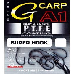 Super Hook | Karperhaak | A1 | P.T.F.E Coated