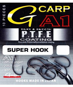 Super Hook | Karperhaak | A1 | P.T.F.E Coated