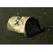 FOX Collapsible Water Bucket | Opvouwbaar | met koord