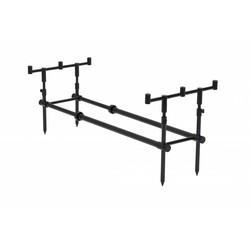 Black block alu 3 rods rodpod