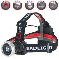 Z-450 hoofdlamp | 450 lumen
