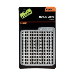 Edges Boilie Caps | Clear