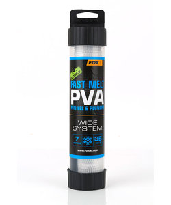 Fast Melt PVA Plunger System | Wide