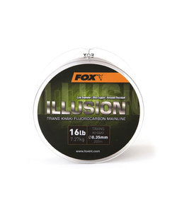 Illusion Soft Mainline | Fluorocarbon | 200m
