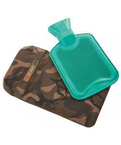 Camolite Hot Water Bottle + Cover