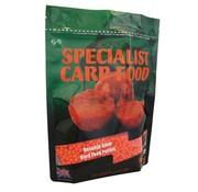 Mistral Baits Rosehip hard feed pellets | 900gram
