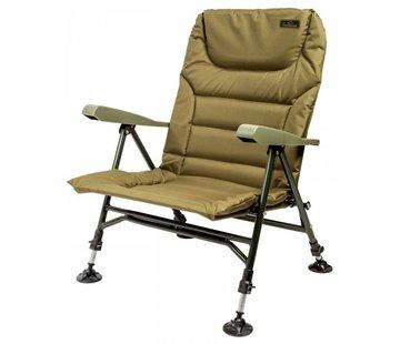 Lion sports Treasure 'Low' Chair w/ Armrests | Karperstoel
