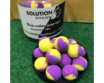 Repeater PRO Duo-color pop-ups Purple 'n Yellow | 15mm | 100gr