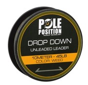 Strategy Drop Down Unleaded Leader 45lb | (10m)