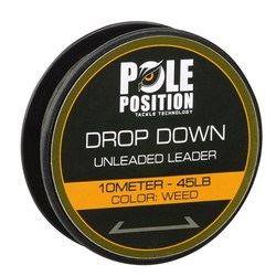 Drop Down Unleaded Leader 45lb | (10m)