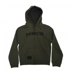 Kids Zip Hoody
