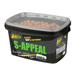 S-Appeal boilies | Garlic | 4kg (20mm)