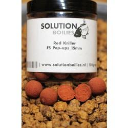Red Kriller FS pop-ups | 15mm | 250ml