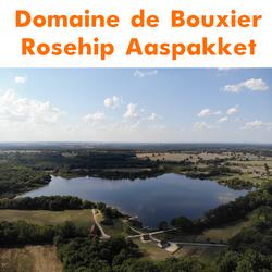 Rosehip aaspakket voor Domaine de Bouxier