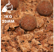 Solution Boilies Red Kriller Boilies | 20MM | 1KG