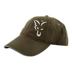 Green/Silver Baseball Cap | Pet