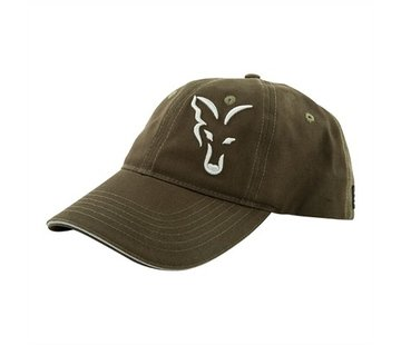 FOX Green / Silver Baseball Cap | Pet