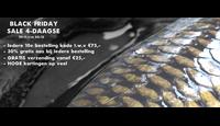 Black Friday sale 4-daagse