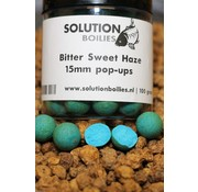 Solution Boilies Bitter Sweet Haze | 15mm | pop-ups