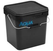 Aqua 17L square bucket | emmer