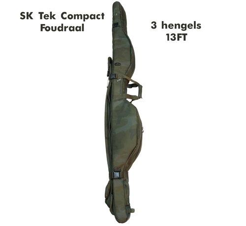 Sonik SK-TEK 3 Rod compact sleeve | 13FT | Foudraal