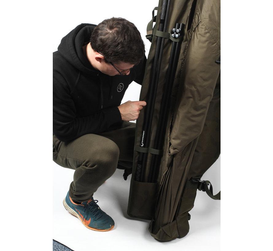 SK-TEK 3 Rod compact sleeve | 13FT | Foudraal