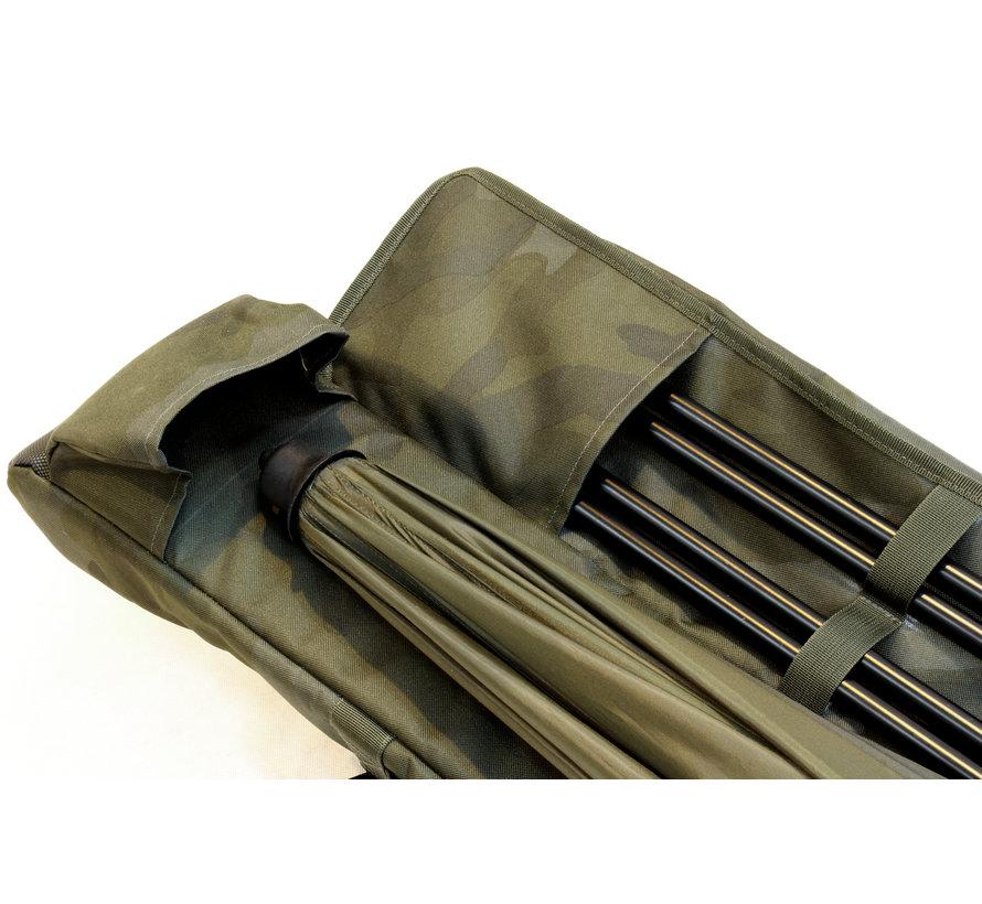 SK-TEK 5 Rod compact sleeve | 12FT | Foudraal